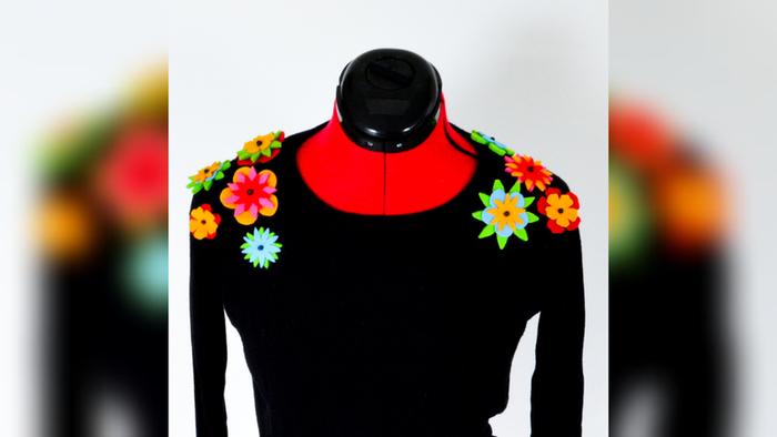 Customiser un pull de printemps-Mission remplie : pull fleuri!