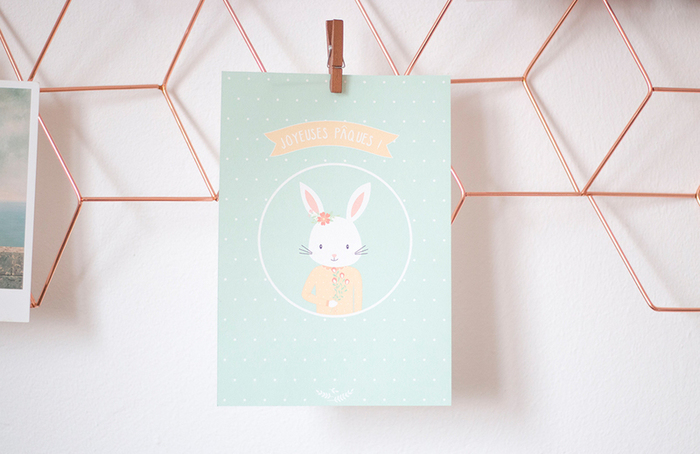 Une boite surprise à imprimer pour Pâques-TADAAAA !