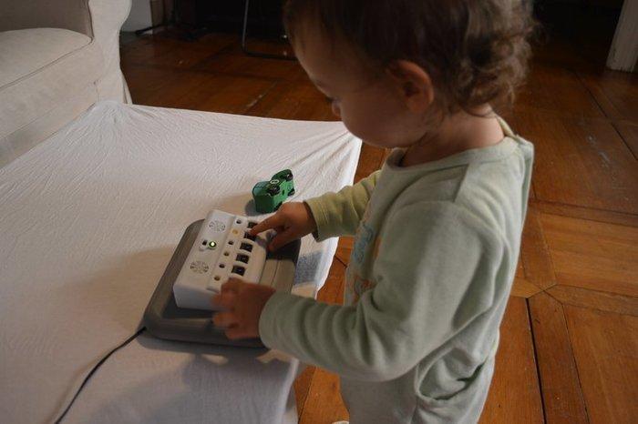 Baby box mp3-Mise en fonctionnement et améliorations