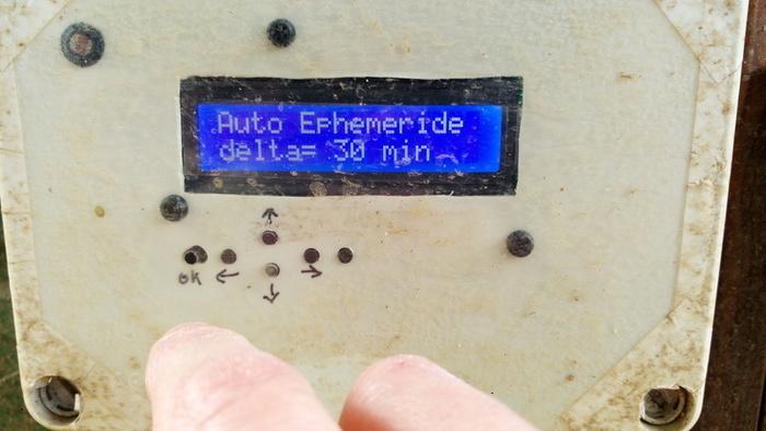 Arduino et Porte automatique de poulailler- Mise marche