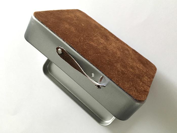 Londres : Valise mini-album (part I)-La valise avec poignée