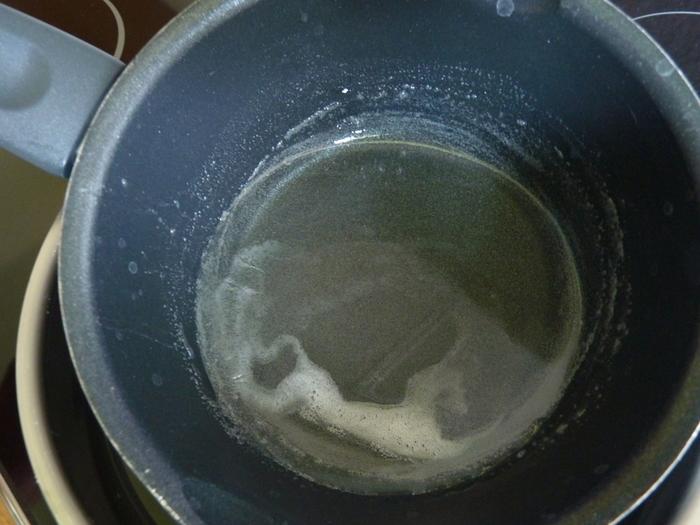 Savons surprises-Faire fondre le savon