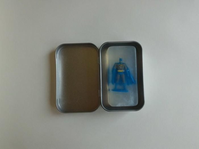 Savons surprises-Customiser une boite métallique
