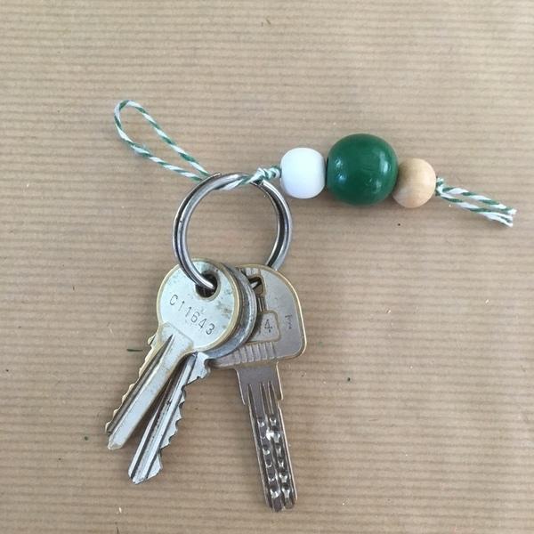 La maison à clefs -Les petits portes-clefs