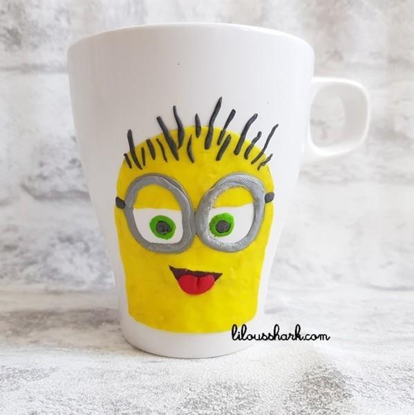 Mon Mug Licorne en FIMO (+ variantes)-Variantes
