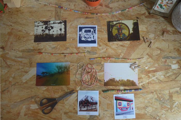 Mobile porte-photos-Organisez vos images