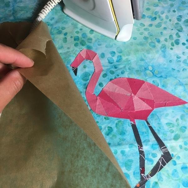 Le Flamant Rose du Tote Bag- On le pose où ce bel oiseau ? sur le Tote bag