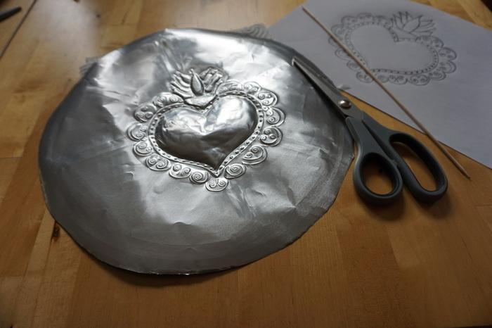 Cœur sacré mexicain-Le volume