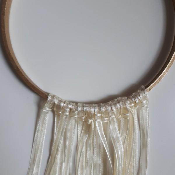 Broderie constellation étoilée-Décoration du tambour à broder