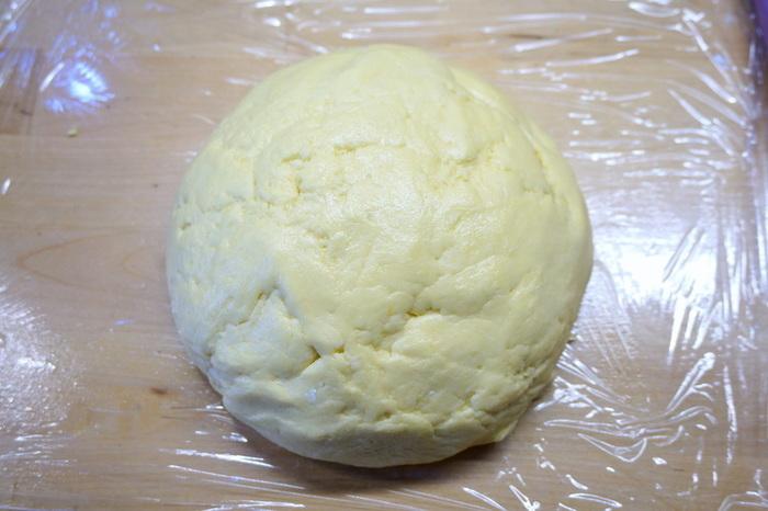 Alfajores - biscuits argentins au dulce de leche-Les biscuits