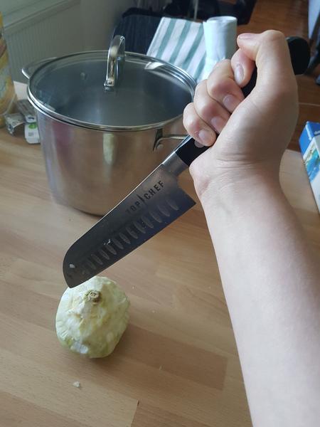 Pickles de chou rave-Michael Myers, le retour