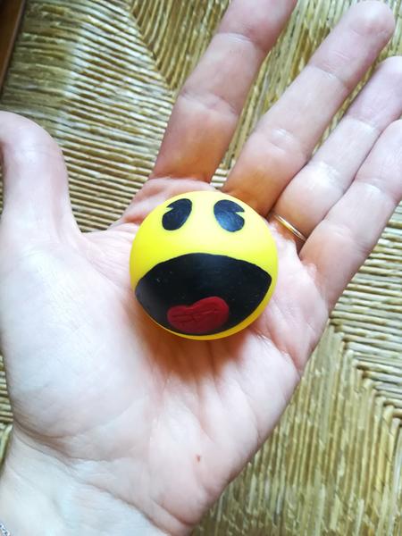 Jeu Pac Man version labyrinthe géant-Décoration de la balle façon Pac Man