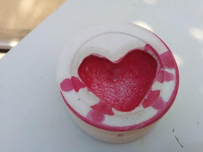 Mouler du verre au micro-onde-Retirer la cire du moule