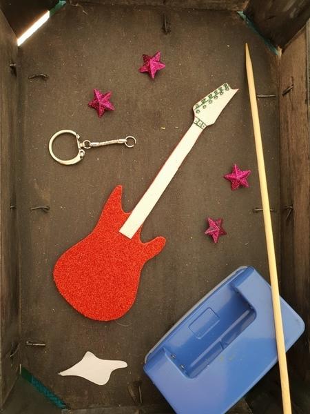 Souvenir guitare-