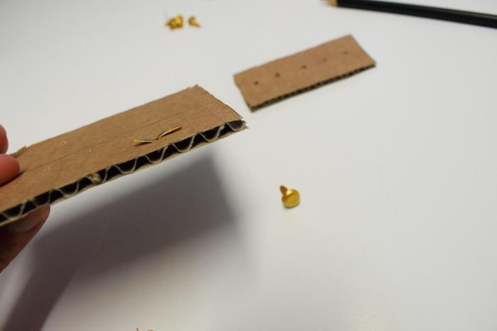 Une guitare qui cartonne-Les cordes 1