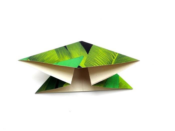 Guirlande lumineuse-L'origami