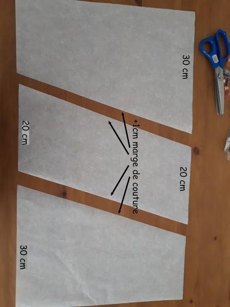 Housse de coussin 40*65 cm-
