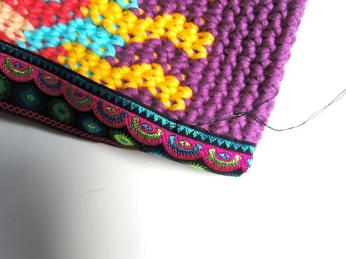 Mochila, sac à bandoulière-
