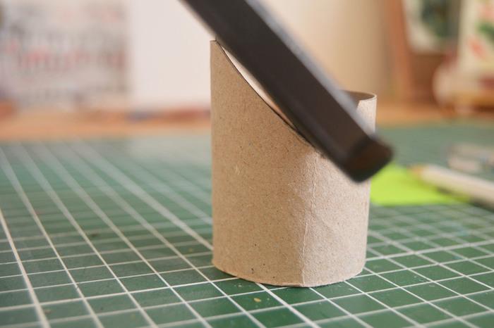 Support de portable DIY -Coupez !