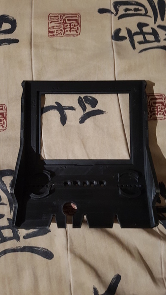 Bartop Neo Geo v.JAP-L'impression