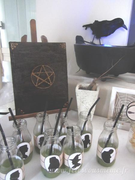 Grimoire de sorcière-Illustrer vos pages