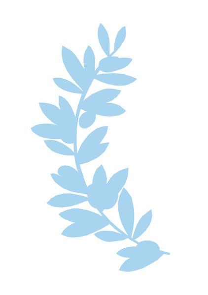 Parure de lit monogrammée , comme le linge d'antan-préparation du motif monogramme