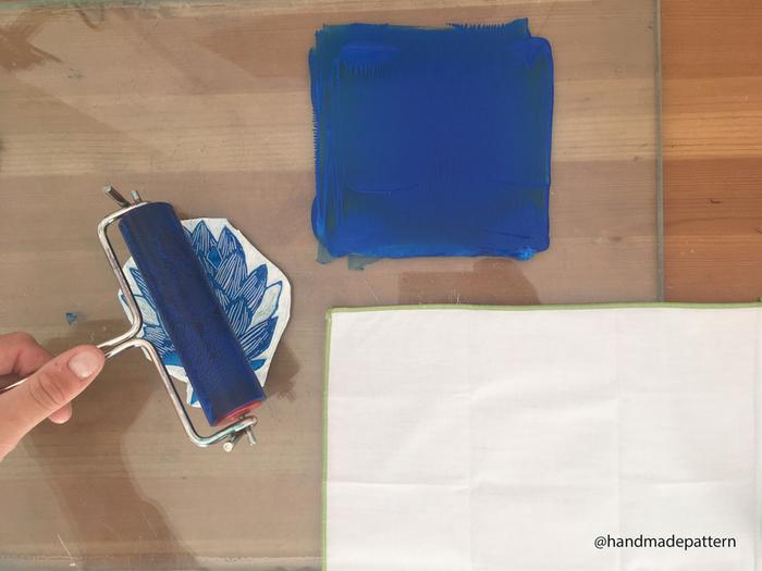 Concevez un tampon pour customiser votre parure de lit-Etape 8