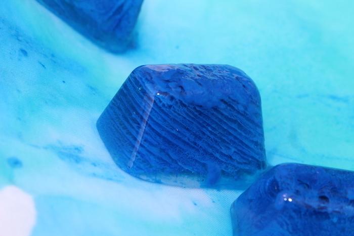Personnaliser son linge de lit avec le Ice Dyeing-La housse de couette