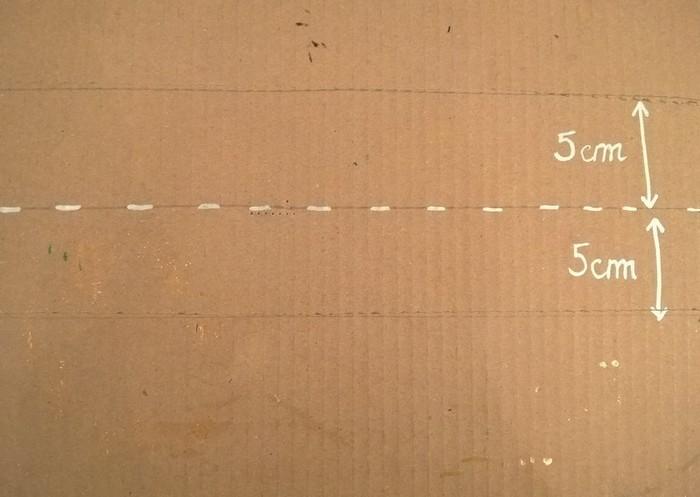 Le calendrier de l'Avent étoilé (et ses surprises à gratter)-On réalise la structure du calendrier