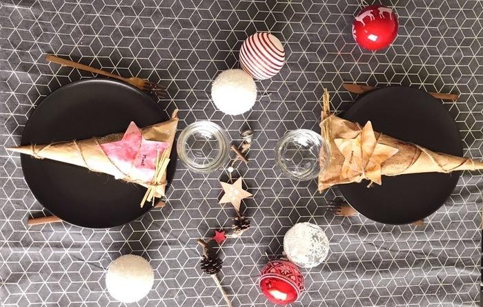 🎄 Pochette surprise pour le réveillon de Noël 🎄-