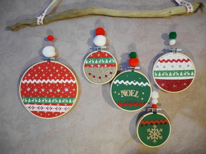 Les tambours de Noël-La suspension de Noël
