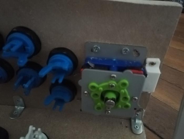 Fabriquer un bartop (une mini borne d'arcade)-Câblage