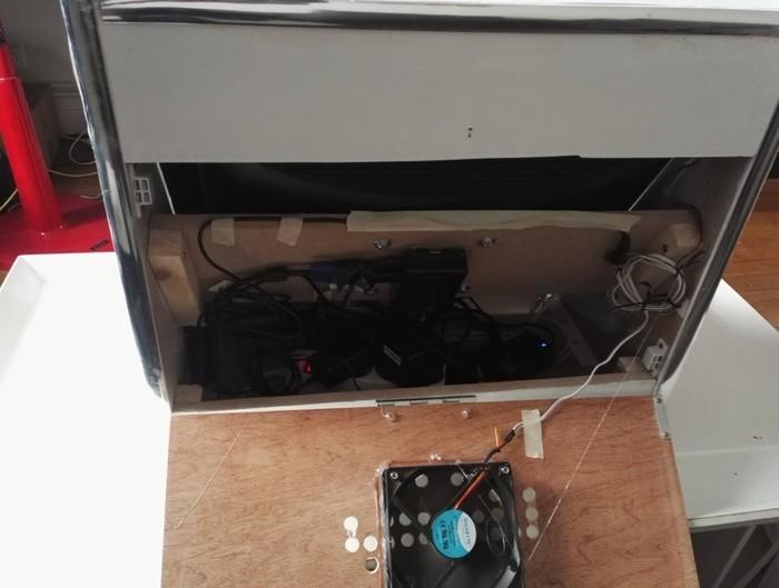 Fabriquer un bartop (une mini borne d'arcade)-Résultat final