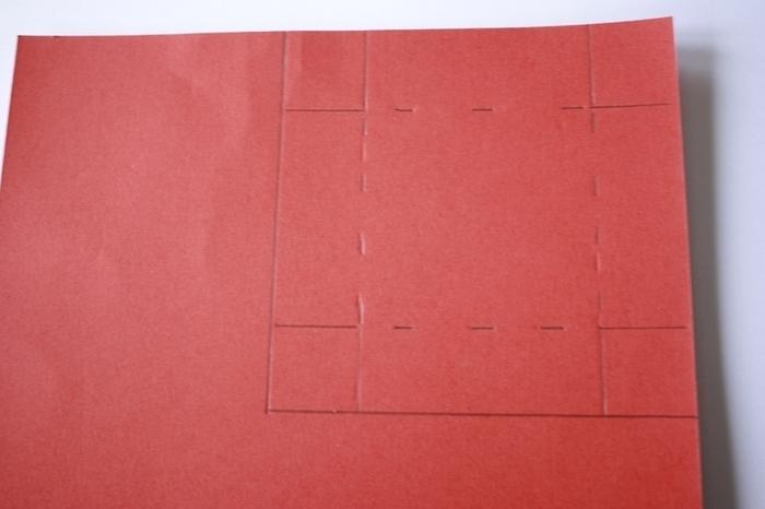 Boîte cadeau et étiquettes de noël à imprimer-Dessiner ou imprimer votre boîte