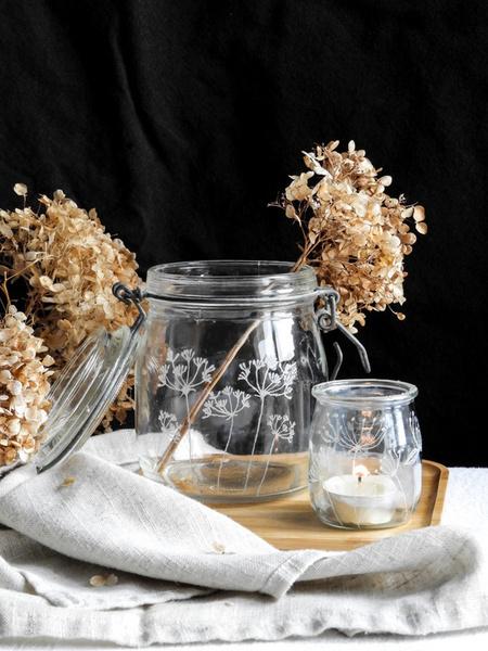 DIY : un vase et un soliflore récup chic-