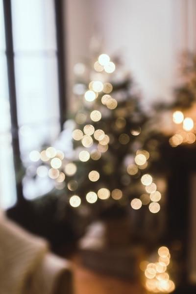 "décoration de Noël slow ""nature chic"" pour 0€-Taaaaddddaaaa !!!"