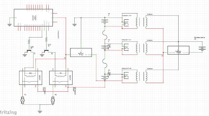 Open Serre, une serre autonome à arrosage automatisé-Étape 4 : Mise en place de l'électronique
