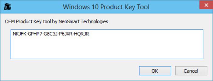Fabriquer une clée boot-Clé Windows