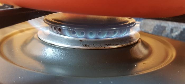 Cancoillotte maison-Mettre la cancoillotte à feu doux