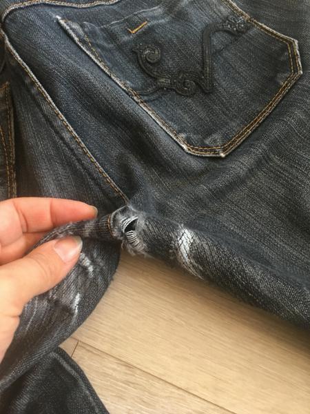 Baleine en Jeans Upcyclé-Sélection du Jeans