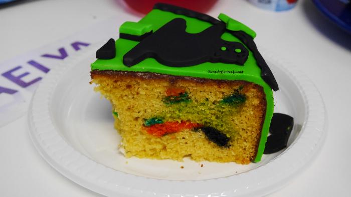 Le gâteau magique de la sorcière-Faites briller les yeux de vos invités