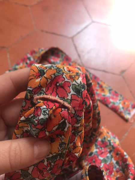 jupe portefeuille la plus facile du monde (gratuit et sans patron)-ceinture