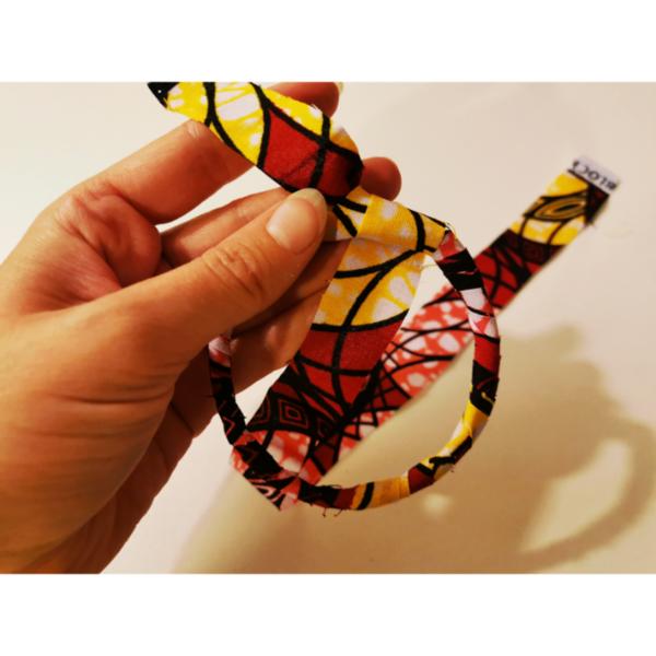 Bracelet wax en 1 minute-Montage du bracelet