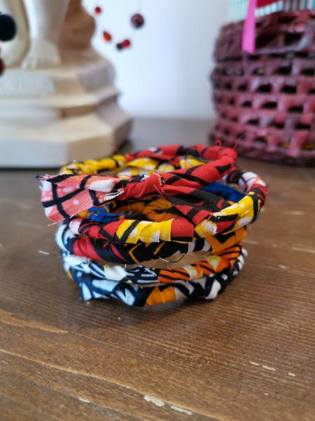 Bracelet wax en 1 minute-Il n'y a plus qu'à les porter !