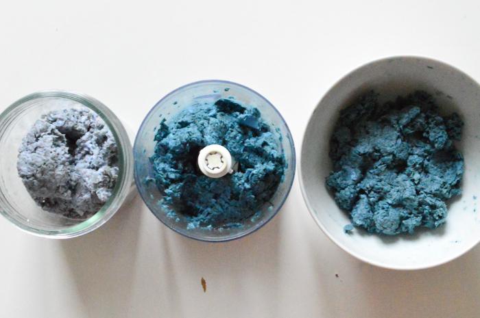 Créer des confettis à semer-La pâte à papier