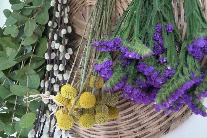 La bougie pleine d'énergie-Faire sécher ses fleurs