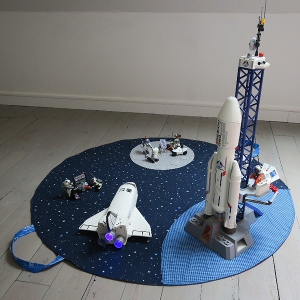 To the moon... and play!-Le jeu