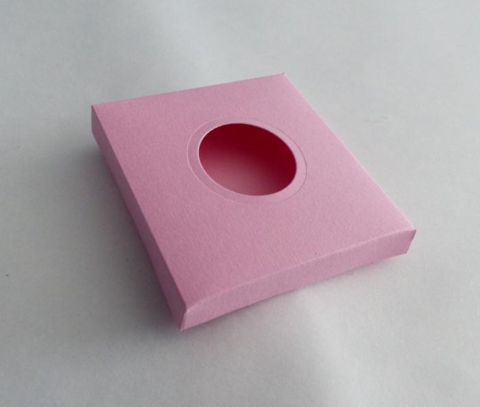 """Fabriquer une décoration de table """"esprit nature""""-Construction de la base"""