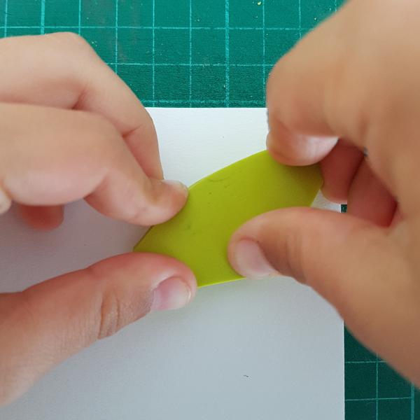 Graver un tampon Feuille de Thé (pour enfant dès 8 ans et adultes)-Encrer et tester son tampon