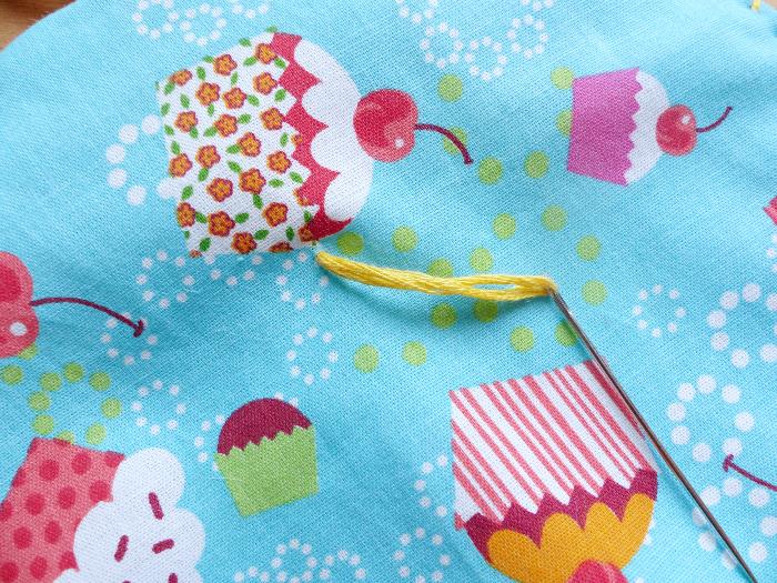 Dessous de théière et tasses-Tour au crochet #4